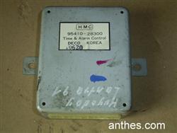 Alarmsteuergerät 95410-28300 Hyundai Lantra Bj. 91   (03/3758)