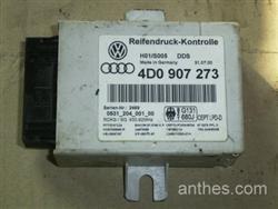 Steuergerät  f.  Reifendruckkontrolle 4D0907273 Audi A6, A8 Bj. 00 (3921)