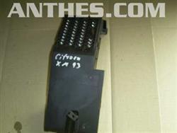 Sicherungskasten Citroen XM Bj. 93 2,0l (3/8156)