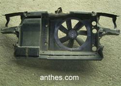 Frontgerüst 1H0805594 VW Golf 3 Bj. 95 1,4  (4666)