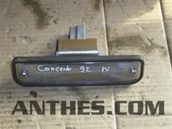 Kennzeichenbeleuchtung / Kennzeichenleuchte Honda Concerto Bj. 92 (8668)
