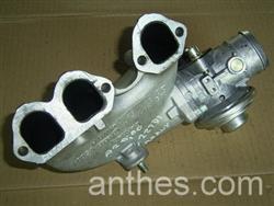 Ansaugkrümmer 045129713A mit  AGR-Ventil Audi A2 / VW Lupo 1,2 TDFI (10/5077)